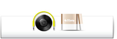 EZCast Audio vs Chromecast Audio