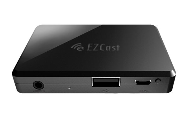 EZCast DUO display adapter for mobile devices and laptops
