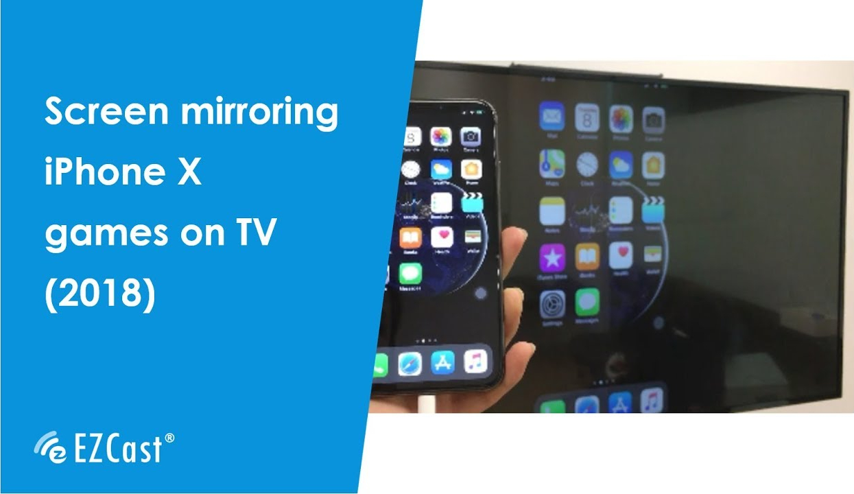 Ezcast How To Plug And Play Screen Mirroring Your Smart Phones Viewsonic Lcd Vp2290b Assembly Procedure With Wire Video