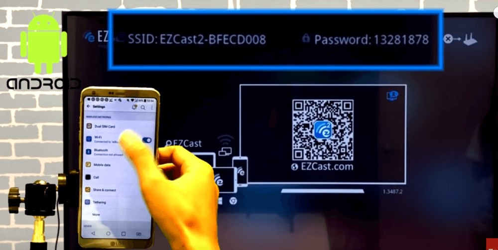 Supermax Receiver Password